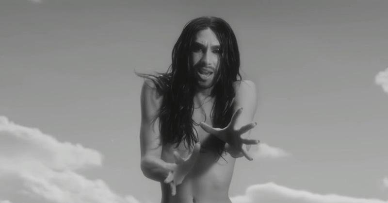 Conchita Wurst estrena video You Are Unstoppable