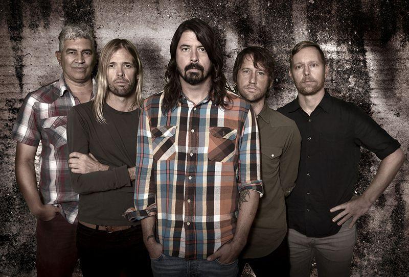 Concierto de Foo Fighters en Barcelona