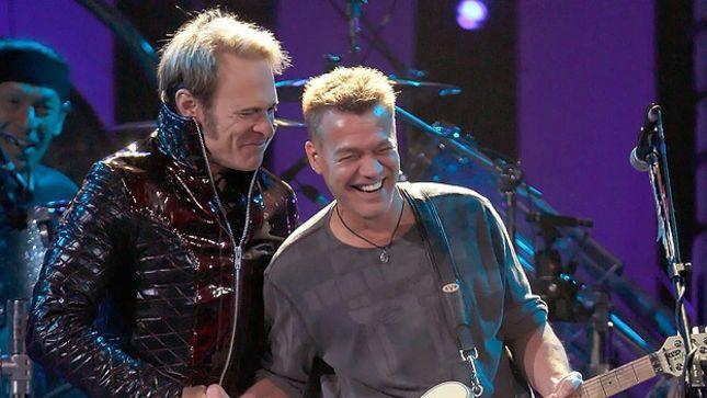 Disco en directo de Van Halen compressor