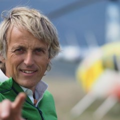 Programa 'Volando voy', Jesús Calleja por los aires