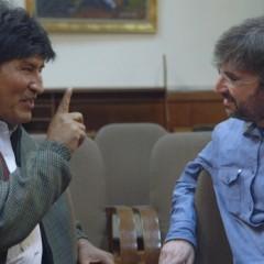 Evo Morales en 'Salvados', domingo 12 de abril