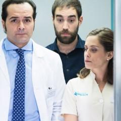 La serie 'Allí abajo' se estrena en Antena 3