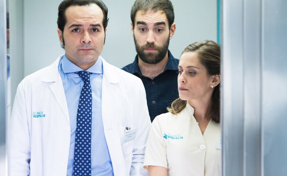 La serie 'Allí abajo' llega a Antena 3
