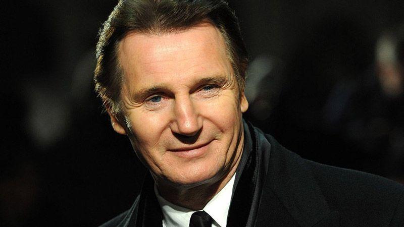 Liam Neeson en El Hormiguero