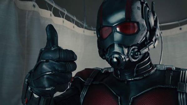 Nuevo tráiler de Ant Man