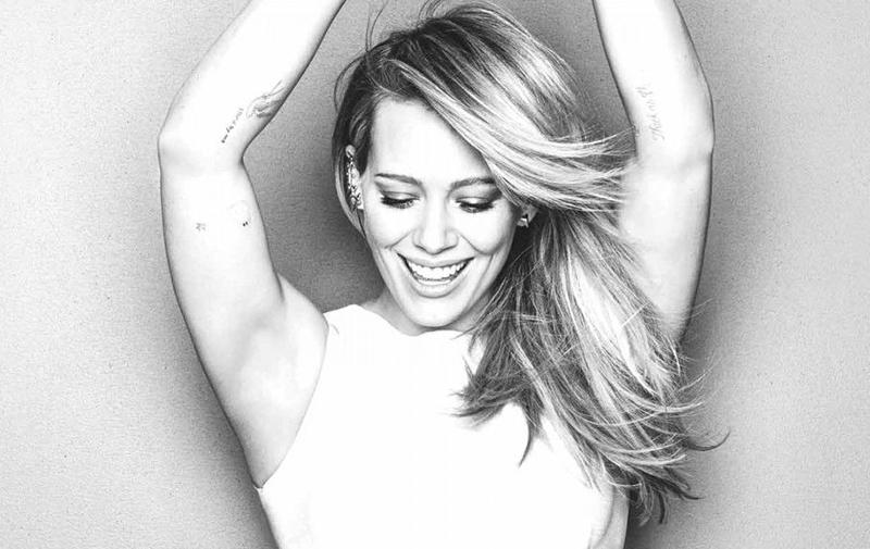 Sparks la nueva canción de Hilary Duff compressor