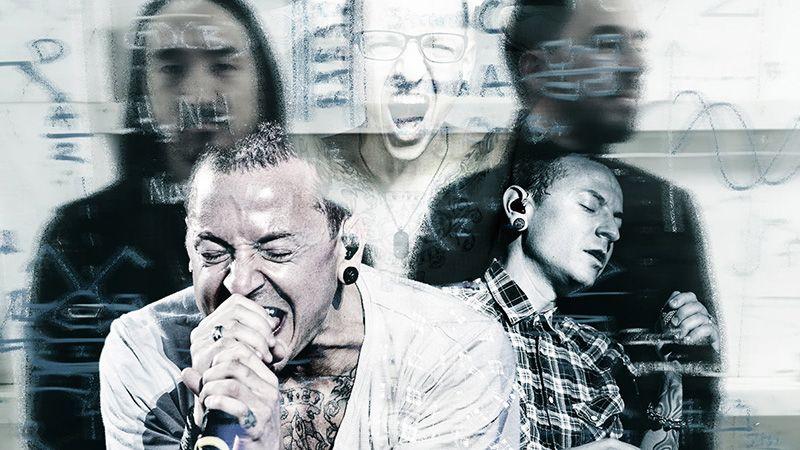 Steve Aoki junto a Linkin Park en 'Darker than Blood'