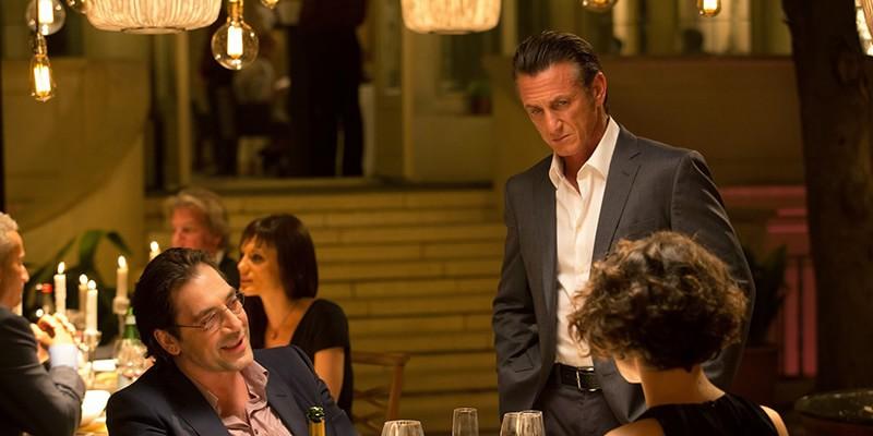 Tráiler de 'Caza al asesino' con Javier Bardem y Sean Penn