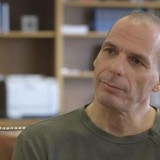 Varoufakis con Jordi Évole en 'Salvados'