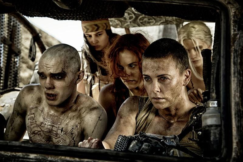 Banda sonora de 'Mad Max: Furia en la carretera'