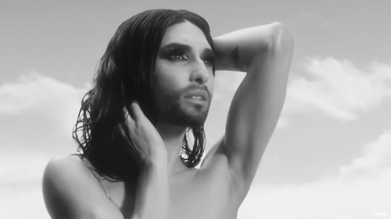 'Conchita', el disco de Conchita Wurst