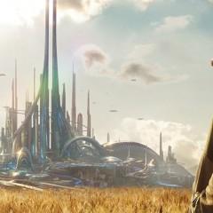 George Clooney con 'Tomorrowland', protagonista de la cartelera