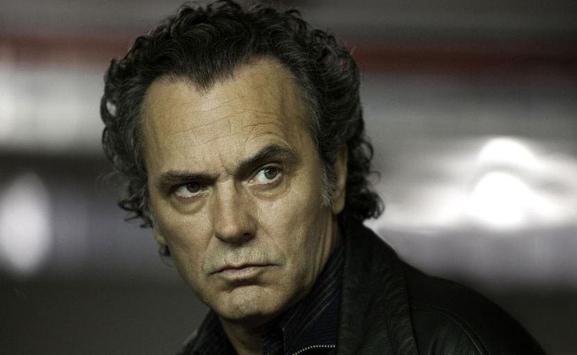 Rodaje de la película 'Secuestro' con José Coronado