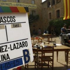 Rodaje de 'Ocho apellidos Vascos 2'; 'Nueve apellidos catalanes'