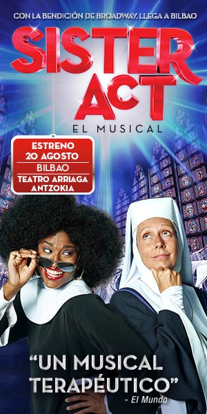 Sister Act llega a Bilbao