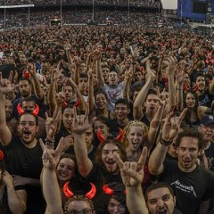 Más de 160.000 fans en los conciertos de AC/DC en España