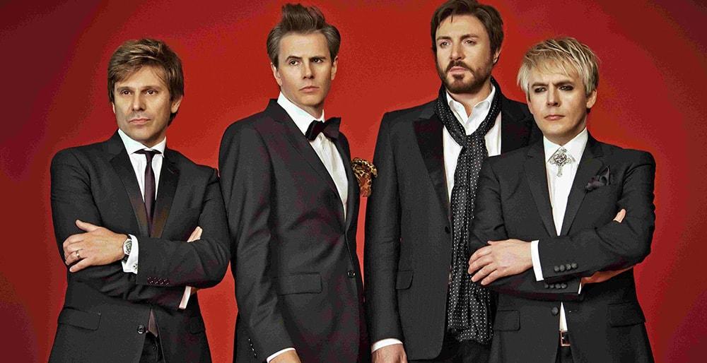Duran Duran con Janelle Monae, 'Preassure Off'