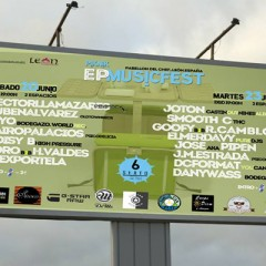 EP Music Fest. Intro + Drink = 2€