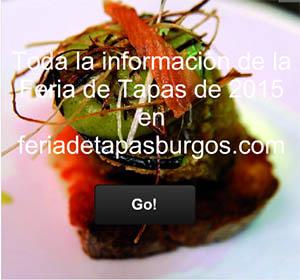 Feria de Tapas de Burgos 2015