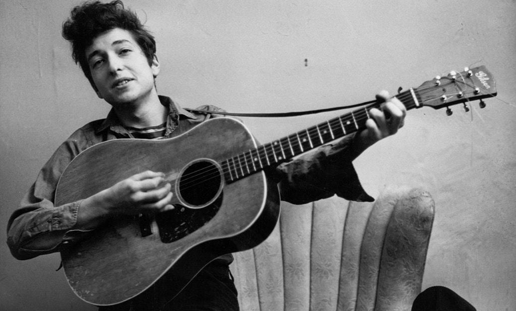 Festival de la Guitarra de Córdoba 2015, Bob Dylan