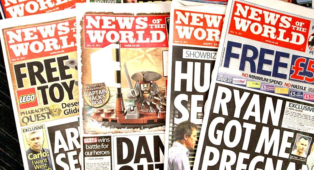 La prensa sensacionalista en 'La noche temática'