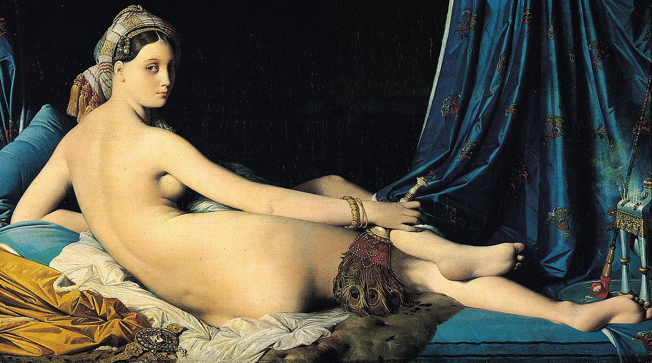 Las mejores exposiciones del 2015, Ingres en el Museo del Prado