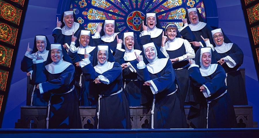 Sister Act, el musical llega a Bilbao en fiestas
