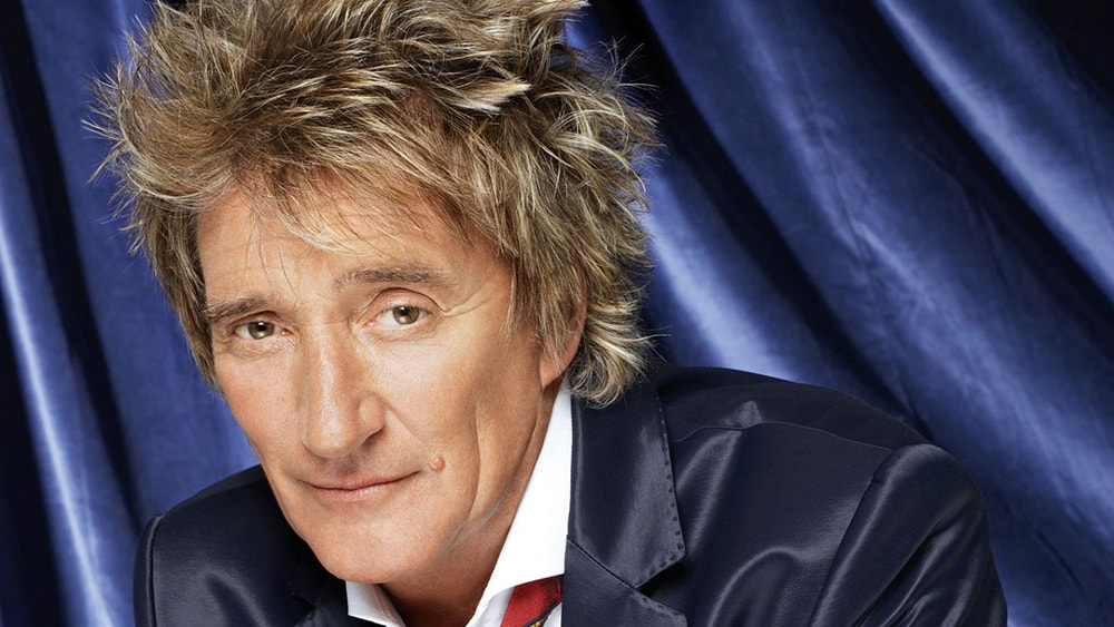Nuevo disco de Rod Stewart, Another Country