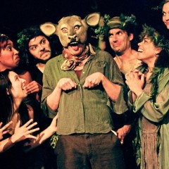 Tim Robbins en Clásicos en Alcalá con 'A Midsummer Night's Dream'