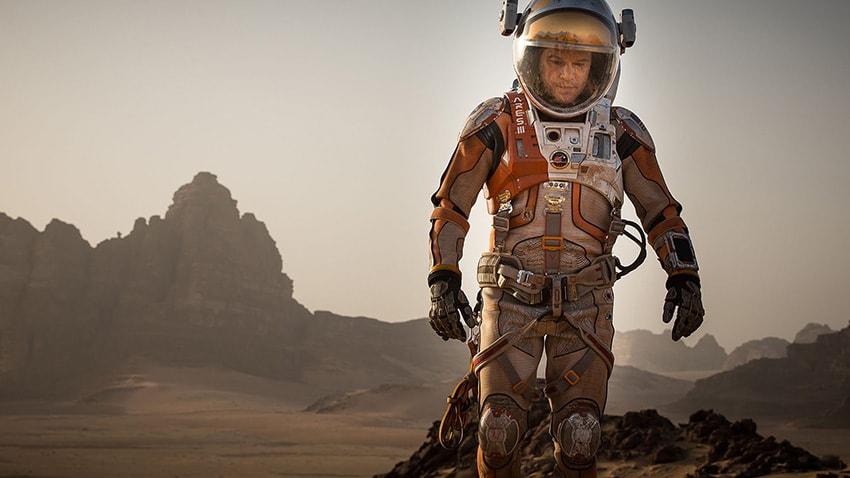 Tráiler de Marte Operacion rescate