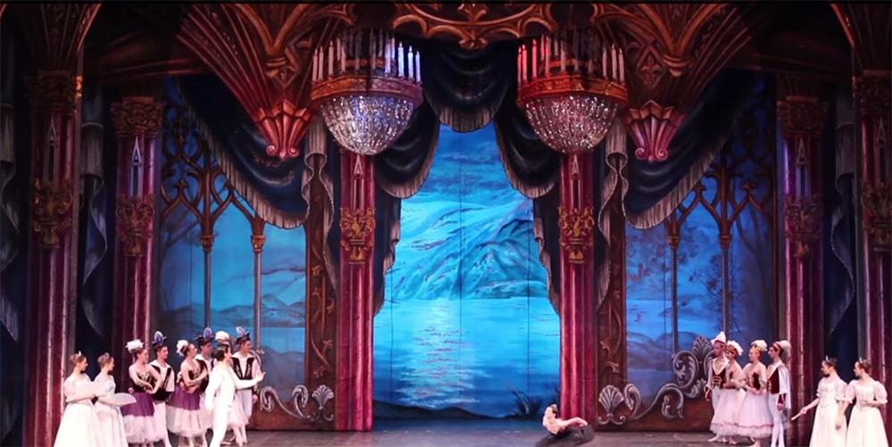 Ballet Clásico de St. Petesburgo en Madrid