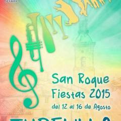 Fiestas de San Roque 2015 en Tudelilla