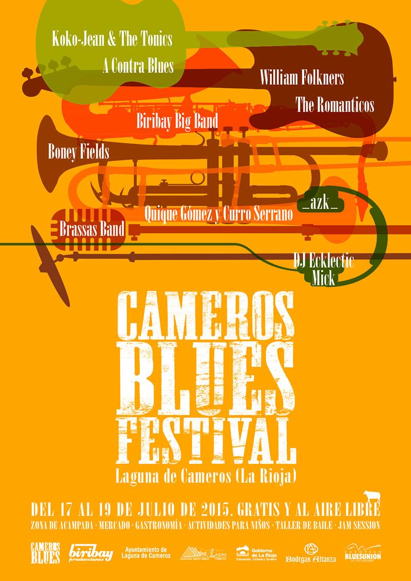 Nueva edición del Cameros Blues Festival