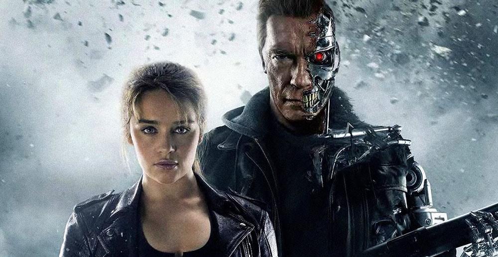 Juego interactivo para cines 'Terminator Génesis'