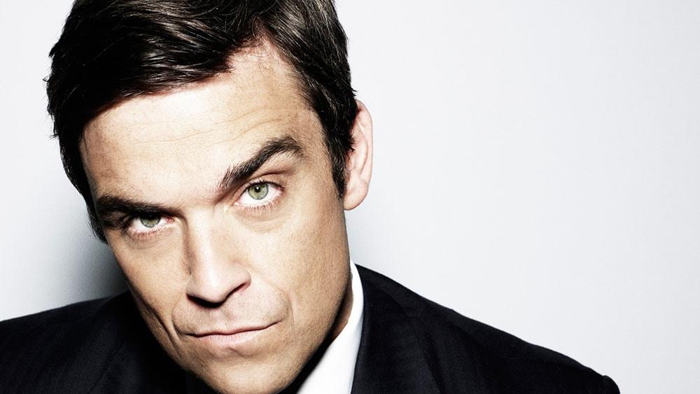 Robbie Williams en el Hard Rock Rising