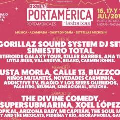 Festival Portamérica Rias Baixas 2015