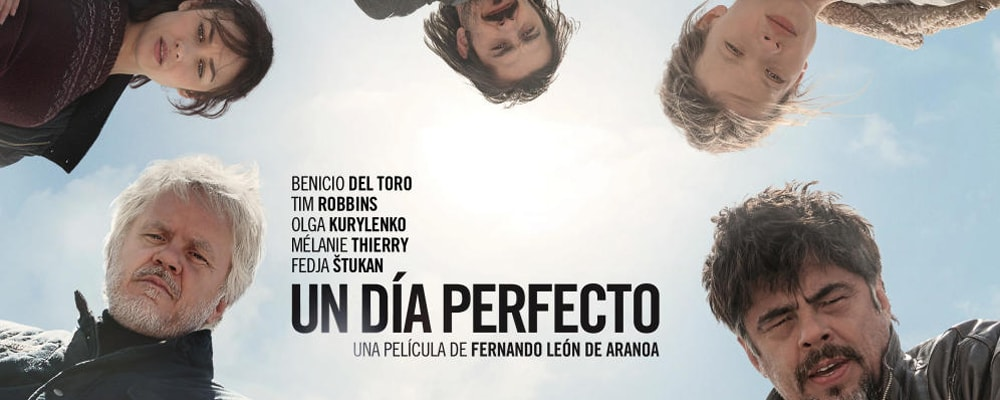 Un día perfecto, estreno en cines el 28 de agosto