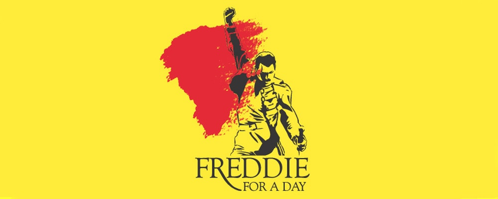 Freddie for a day en Barcelona