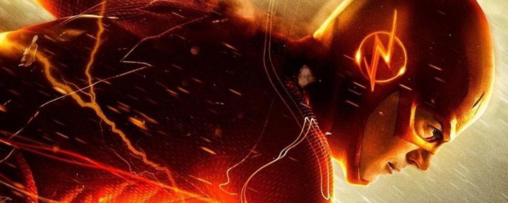 Mark Hamill en the flash