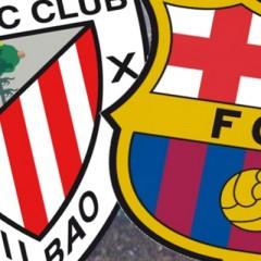 Athletic-Barça, ida de Supercopa esta noche en Telecinco