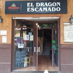 El dragón escamado