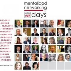 Mentalidad Networking #Up Days Málaga en el Hotel NH de Málaga