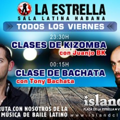 'Kizomba' baile en Island Club de Vigo