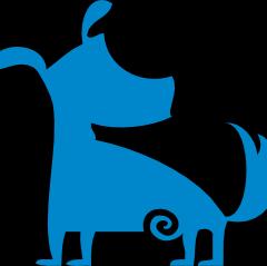 El Perro Azul