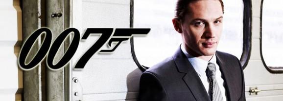 Tom Hardy, el favorito para el puesto James Bond