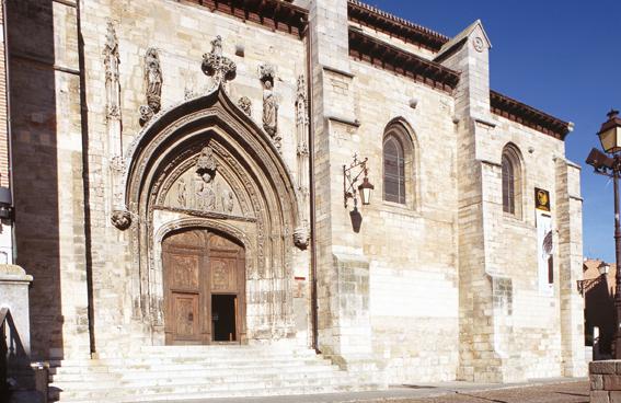 Resultado de imagen de Iglesia de San Nicolás de Bari burgos