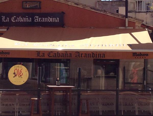 La Cabaña Arandina en Burgos