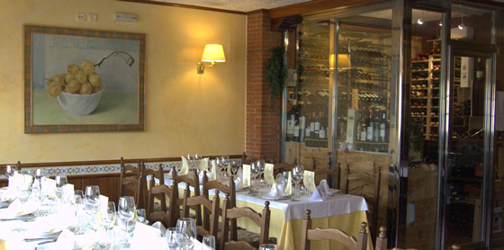 Restaurante Asador La Antigua en Burgos