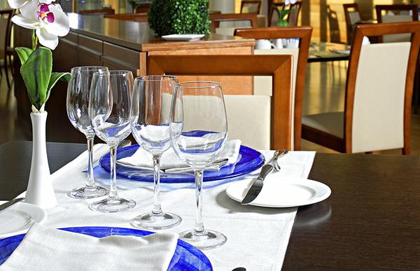 Restaurante La Abbadia Hotel Abba Burgos