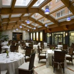 Restaurante La Finca Palacio de los Blasones